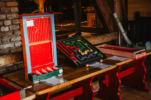 Feestlocatie Activiteiten met oudhollandse spelletjes